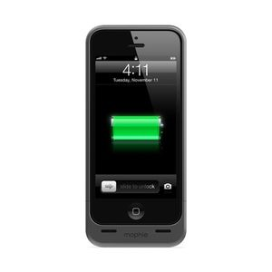 MOPHIE Mophie Juice Pack Helium Battery Case iPhone5/ 5s - Black (2375_JPH-IP5-MBLK-I)