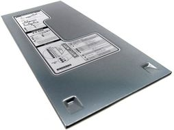 HP Cover, Top (398993-001)