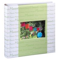 Memoalbum La Vida     10x15 200 Photos spring green  10623
