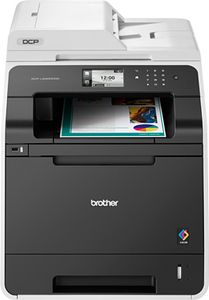 BROTHER DCPL8400CDN Multifunction DCP - PNW