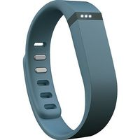 Flex wireless activity & sleep wristband            slate