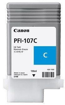 PFI-107 ink cartridge cyan