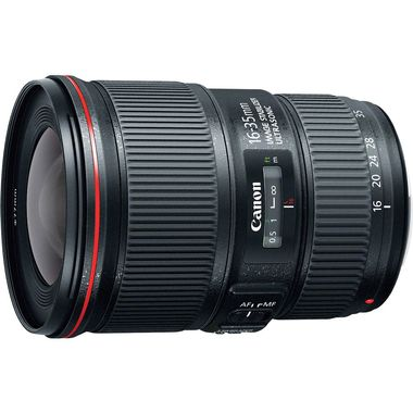 CANON, EF-S 16-35mm /4,0L IS USM