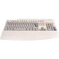 Preferred Pro USB Keyboard Pearl whiteBE/ UK
