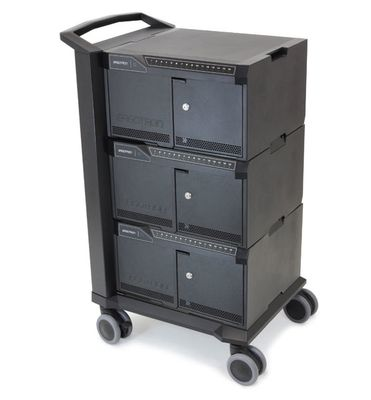 TABLET MANAGEMENT CART 48 ISI LIGHTNING EU