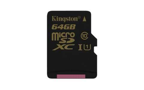 KINGSTON 64GB microSDXC CL10 UHS-I 90R/4 (SDCA10/64GBSP)