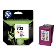 Hewlett Packard Enterprise Color Inkjet Cartridge No.703 (CD888AE) (CD888AE)