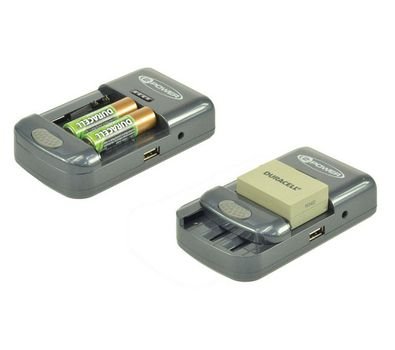 Universal Camera Battery Charger-Retail