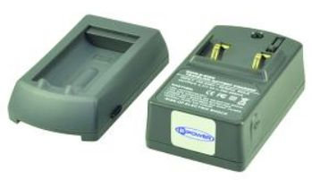 2-POWER Universal Digital Camera Battery Charger (UDC8008A)