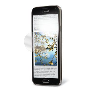SCREEN PROTECTOR ANTI GLARE FOR SAMSUNG GALAXY S 5 ACCS