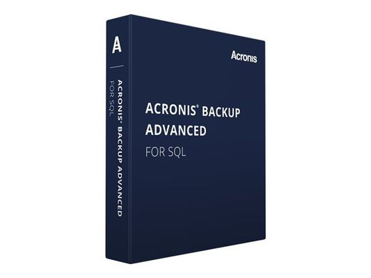 Acronis Backup Advanced for SQL 11.5 (1-2) AAP ESD Renewal