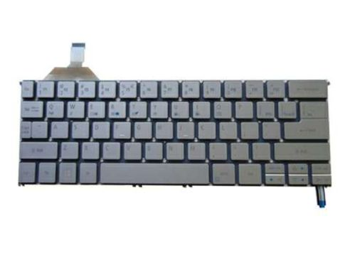 KEYBD.SILVER.SWISS.BACKLIT.W8
