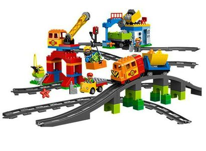 LEGO DUPLO 10508 Deluxe Train Set (10508)