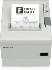 EPSON TM-T88V (044A1) SERIAL PS WHITE UK               IN PRNT (C31CA85044A1)