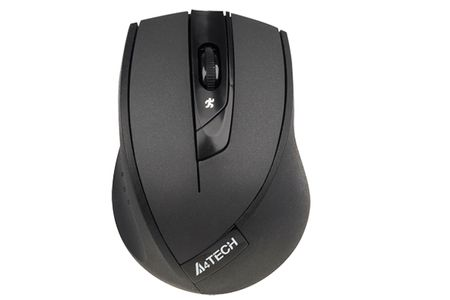 A4TECH Mouse A4Tech V-TRACK G7-600NX-3 Brushed Black USB (A4TMYS41203)