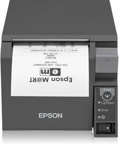 EPSON TM-T70II (023A2) WIFI +BUILT-IN USB PS ECW EU IN (C31CD38023A2)