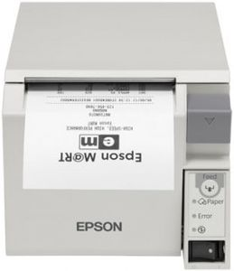EPSON TM-T70II (023A1) SERIAL BUILT-IN USB, PS, ECW, UK IN PRNT (C31CD38023A1)