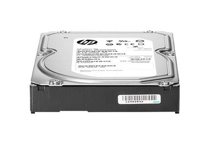 Hewlett Packard Enterprise HP 3TB 6G SATA 7.2k 3.5in SC MDL HDD Retail (628182-001)