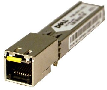 DELL POWERCONNECT SFP TRANSCEIVER 1000BASE-T COPPER (407-10439)