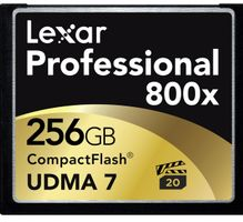256GB 800X PROFESSIONAL CF .
