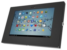 Galaxy Tab1 10.1 Encl Wall Mount Black