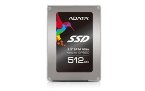 Adata SSD Premier Pro SP900 512GB SATA3, 2.5'' , Speed 555/ 535MBs