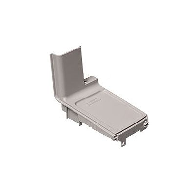 Paper clip tray - Small square tray were you can put the paper clips