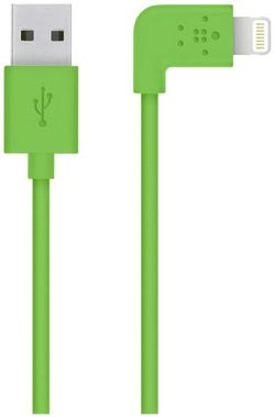 CABLE CHARGER LIGHTINING 1.2M/ GREEN CHAR
