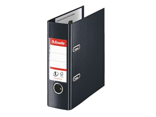 Binder LAF No1 Power PP A5/75mm black