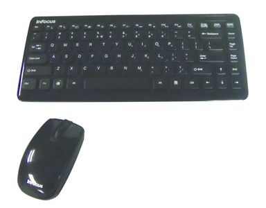 INFOCUS WIRELESS PC MOUSE, KEYBOARD DONGLE ACCS (HW-MOUSEKEYBD)