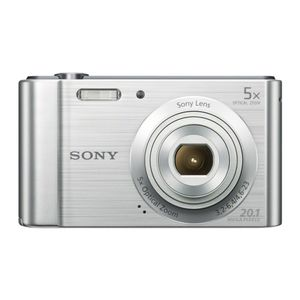 SONY DSCW800S digital camera silver (DSCW800S.CE3)