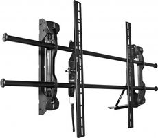 MOUNT FLAT PANEL WALL MNT TILT FOR 80IN DISPLAYS