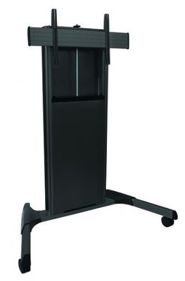 MOUNT FLAT PANEL MOBILE CART FOR 80IN DISPLAYS