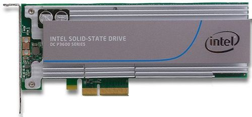 INTEL SSD DC P3600 SERIES 1.2TB 20NM 1/2HEIGHT PCIE3.0 MLC SINGLEPACK IN (SSDPEDME012T401)
