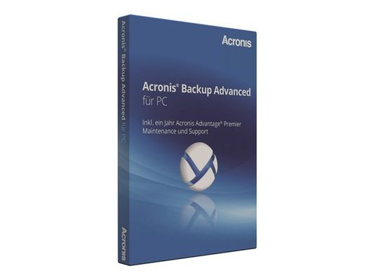 Backup Advanced for PC 11.5 (10-99) VUpg. AAS ESD