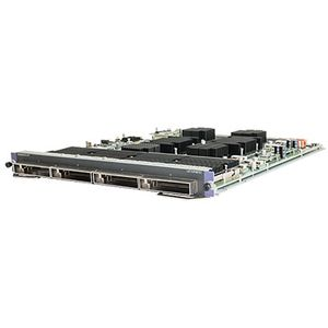 Hewlett Packard Enterprise FlexFabric 12500 4-port 100GbE