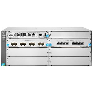 Hewlett Packard Enterprise 5406R-8XGT/ 8SFP+ (No PSU)