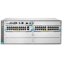 Hewlett Packard Enterprise 5406R-44G-PoE+/ 2SFP+ (No PSU) v2 zl2 Switch (J9823A)