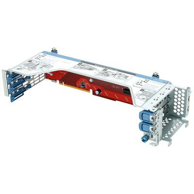 DL360 Gen9 Low Profile PCI-E Slot CPU2 Riser Kit