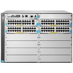Hewlett Packard Enterprise 5412R-92G-PoE+/ 2SFP+ (No PSU) v2 zl2 Switch (J9825A)