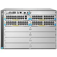 Hewlett Packard Enterprise 5412R-92G-PoE+/ 2SFP+ v2 zl2 Switch (J9825A)