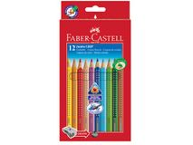 FABER-CASTELL Faber-Castell Jumbo Grip Colour  12/ask
