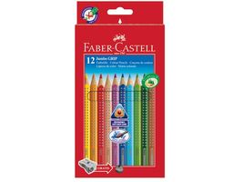 Faber-Castell Jumbo Grip Colour  12/ask