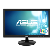 ASUS LED VS228NE 21.5'' wide Full HD, 5ms, DVI, black