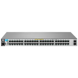 Hewlett Packard Enterprise 2530-48G-PoE+-2SFP+ Switch