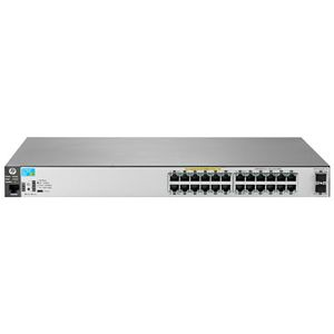 Hewlett Packard Enterprise 2530-24G Switch PoE+-2SFP+ 24