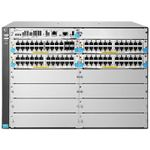 Hewlett Packard Enterprise 5412R-92G-PoE+/ 4SFP (No PSU) v2 zl2 Switch (J9826A)
