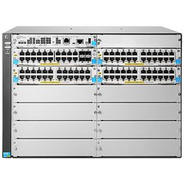 Hewlett Packard Enterprise 5412R-92G-PoE+/ 4SFP (No PSU)