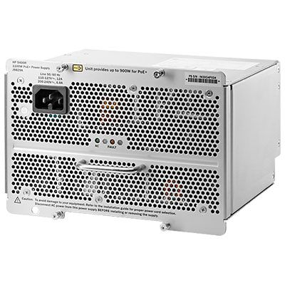 5400R 1100W PoE+ zl2 Power Supply