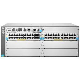 Hewlett Packard Enterprise 5406R-44G-PoE+/ 4SFP (No PSU)